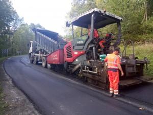 mezcla asfaltica templada