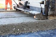 Extendido de grava-cemento con áridos reciclados y siderúrgicos